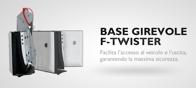 Base Girevole F-Twister