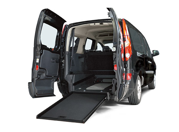 Renault Grand Kangoo Disabili